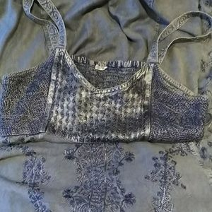 Dresses & Skirts - NWOT Beautiful Denim Maxi